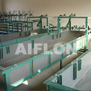 Asbestos Yarn (Dust Free) Process Line